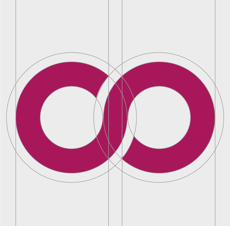 Creative Loop icon design